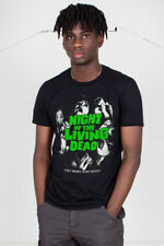 Official Plan 9 Night of the Living Dead T-Shirt Unisex film orrore zombie Film
