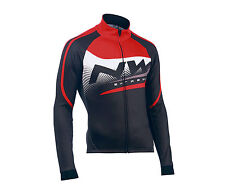 Chaqueta Invernal NORTHWAVE EXTREME GRÁFICO Negro/Red/JACKET Northwave extreme