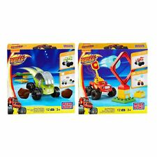Blaze And The Monster Machines Mega Bloks 12 Piece Building Set Play Learn