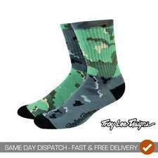 Troy Lee adulto Mezclados Camuflaje MOUNTAIN BIKE MTB Calcetines