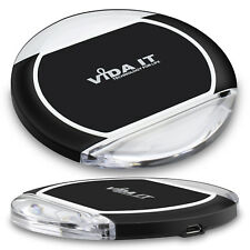 Qi Wireless Charger Charging Pad Ricarica Caricabatteria Senza Fili Caricatore