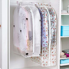 Charming Closet Organizer Dress Bag Clothing Cover Clothes Protector Dust Cover