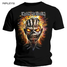 Official T Shirt IRON MAIDEN Book Souls  Eddie EXPLODING Head All Sizes
