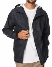 Men's Billabong Black A/Div Windcheater Spray Jacket. Size 2XL. NWT, RRP $129.99