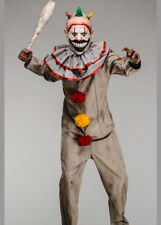 American Horror Story Twisty The Clown Style Costume with Deluxe Mask