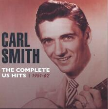Carl Smith - The Complete Us Hits 1951 62 (2 Cd)