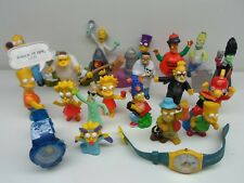 The Simpsons Mattel & Burger King Action Figures & Figurines 1991 1990 [Choice]