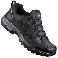 Salomon Fortaleza GTX Gore-Tex Women's Shoes Walking Hiking Boots Hiking