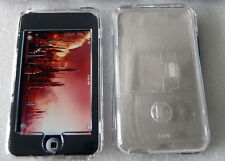 Transparent Crystal Hard Case for the Apple iPod Touch 1st Generation