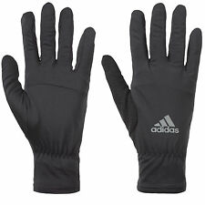Adidas Performance Guantes Correr Guantes Negro