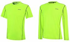 airtracks Camiseta running manga corta larga pro air NEON / Camisa funcional