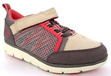 Childrens Girls Timberland Casual Trainers Shoes Hook & Loop Size UK 13 A1AOJ
