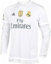 REAL MADRID maillot taille XS S M XXXL Ronaldo KROOS Edition BALE RAMOS flocage