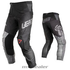 18 Leatt GPX 4.5 schwarz brush mx motocross  Cross Hose Pant Enduro Quad BMX
