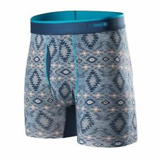 Stance  - Stance The Basilone Monterey Boxer Shorts - Blue
