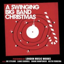 LONDON MUSICA funziona con Joe ST - A Swinging Big Band Christmas NUOVO CD