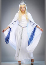 Adult The White Witch Style Snow Queen Costume