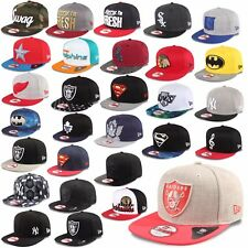 NEW ERA CAPPELLO BERRETTO 9FIFTY York Yankees BATMAN SUPERMAN SOX raiders