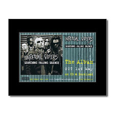 IMPERIAL VIPERS - Searching Falling Silence Mini Poster