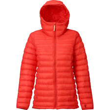 BURTON EVRGRN HOODED SYNTH JACKET CORAL