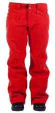 RIDE CAPPEL WASTED PANT RED COPPER WOOL