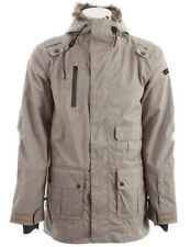 RIDE CAPPEL MAGNIFICENT JACKET BRITISH KHAKI CHAMBRAY