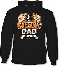 This Is What an Awesome Papà guarda LIKE D5 - Divertente da uomo Father's Day