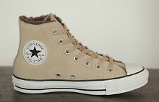 NUOVO ALL STAR CONVERSE Chucks HI PELLE FODERATO Sneaker 139819c TGL 36 UK 3,5