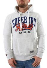 SUPERDRY PULL HOMME HEROS capuche ICE MARNE