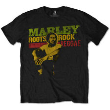 BOB MARLEY Roots Rock Reggae T-SHIRT OFFICIAL MERCHANDISE