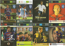 PANINI FIFA 365 2015/16 ADRENALYN XL TOP MASTER DOUBLE TROUBLE ETC PICK CARDS