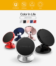 Universal 360 Degree Rotating Phone Holder Car Magnetic Mount Stand GPS