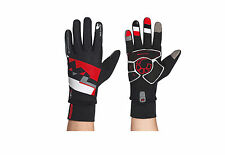 GUANTES De INVIERNO Northwave X-CELLENT TOUCH Negro/Red/White/invierno