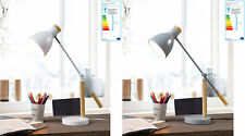 Lampe de bureau pivotant lecture chevet table