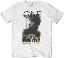 BOB MARLEY One Love T-SHIRT OFFICIAL MERCHANDISE