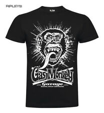 Official GMG T Shirt Gas Monkey Garage EXPLOSION Explode Logo All Sizes