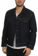 Levis Uomo Giacca in jeans THE Camionista Giacca 72334-0134 ASCIUGARE camionista