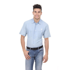 Fred Perry 30202225 0031 chemise pour homme Azur FR