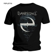 Official T Shirt EVANESCENCE Synthesis 'Space Map' Logo All Sizes