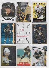 Pittsburgh Penguins #2 - Serial #'d - Rookie - Jersey - Auto U-PICK - SEE LOT #1