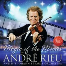 André Rieu - Magic of the Movies NUOVO CD