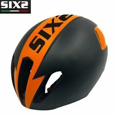 Casque SIX2 AERO NOIR/ORANGE/CHELMET SIX2 Aero noir/ORANGE