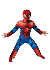 Kids Size Deluxe Ultimate Spider-Man Costume