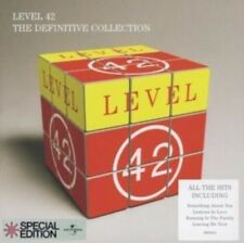 LEVEL 42 - The Definitive Collection NUEVO CD