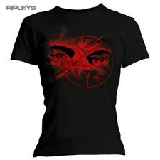 Official Skinny T Shirt SUPERNATURAL Sam Dean Winchester  Red Eyes All Sizes