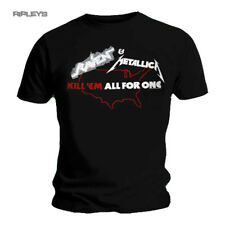 Official T Shirt METALLICA Hardwired RAVEN Kill Em All For One All Sizes