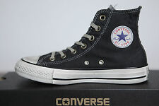 NUOVO ALL STAR CONVERSE Chucks CT HI SCARPE SNEAKER BENE WORN 142222C 37 TGL UK