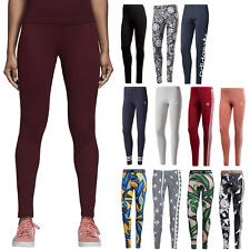 Adidas Originals Leggings Donna Pantaloni sportivi Casual Nuovo