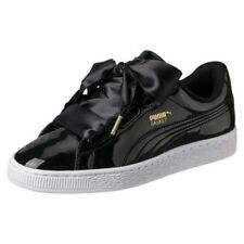 Puma Ladies Shoes Basket Heart Patent, Women's Sneakers, Lacquer,