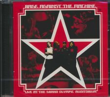RAGE AGAINST THE MACHINE - -LIVE AT THE GRAND OLY NUOVO CD